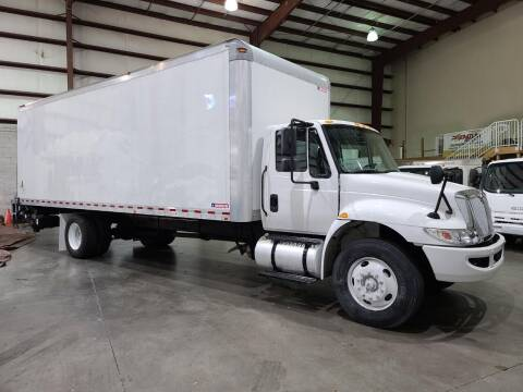 2018 International DuraStar 4300 for sale at Transportation Marketplace in West Palm Beach FL