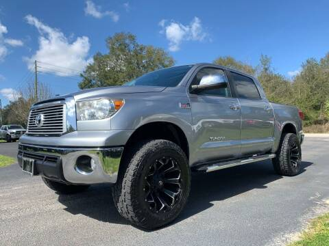 2013 Toyota Tundra for sale at Gator Truck Center of Ocala in Ocala FL