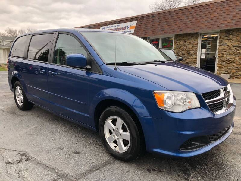 2011 Dodge Grand Caravan for sale at Approved Motors in Dillonvale OH