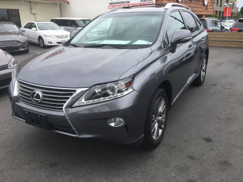 2013 Lexus RX 350 for sale at CARSTER in Huntington Beach CA