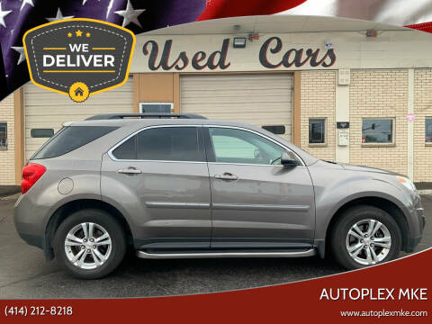 2010 Chevrolet Equinox for sale at Autoplex MKE in Milwaukee WI