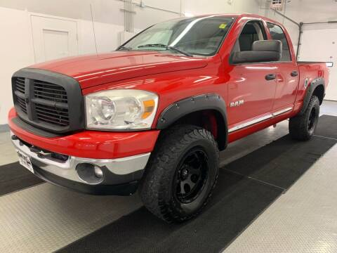 2008 Dodge Ram Pickup 1500 for sale at TOWNE AUTO BROKERS in Virginia Beach VA