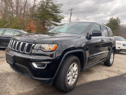 2018 Jeep Grand Cherokee for sale at Royal Crest Motors in Haverhill MA