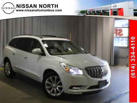 2016 Buick Enclave for sale at Auto Center of Columbus in Columbus OH