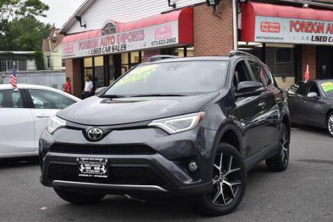 2017 Toyota RAV4 for sale at Foreign Auto Imports in Irvington NJ