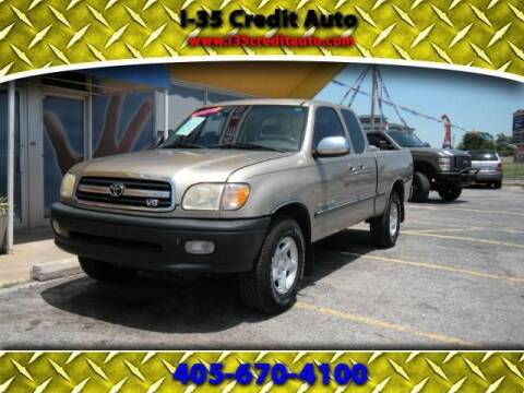 2002 Toyota Tundra for sale at Buy Here Pay Here Lawton.com in Lawton OK