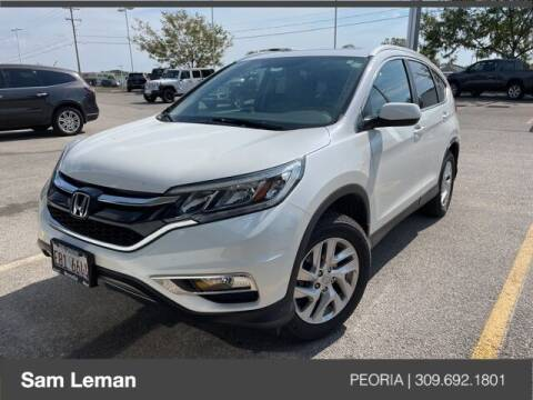 2015 Honda CR-V for sale at Sam Leman Chrysler Jeep Dodge of Peoria in Peoria IL