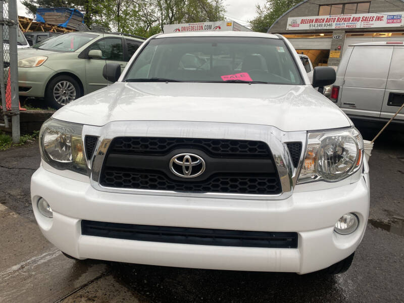 2011 Toyota Tacoma for sale at White River Auto Sales in New Rochelle NY