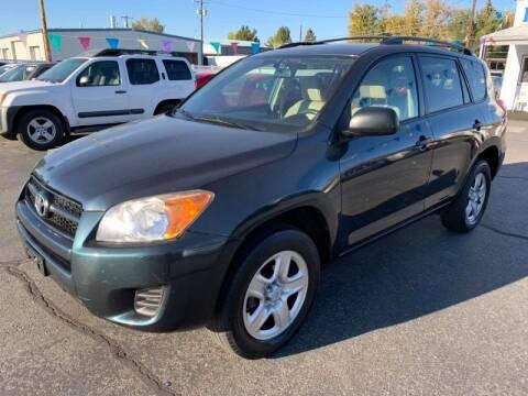 2009 Toyota RAV4 for sale at RABI AUTO SALES LLC in Garden City ID