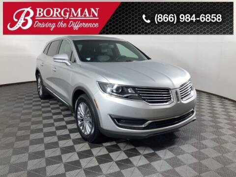 2016 Lincoln MKX for sale at BORGMAN OF HOLLAND LLC in Holland MI