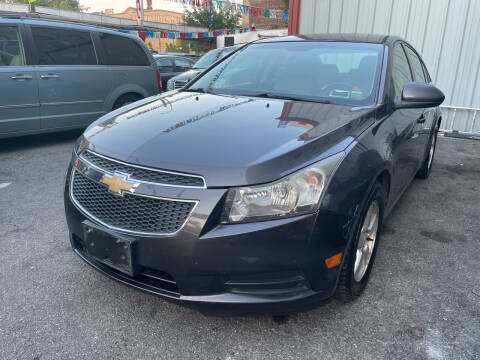 2011 Chevrolet Cruze for sale at Gallery Auto Sales in Bronx NY