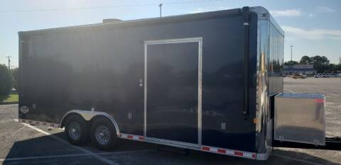 2020 GTS 8.5 x 20 TA3 Options Trailer for sale at Grizzly Trailers - Trailers For Order in Fitzgerald GA