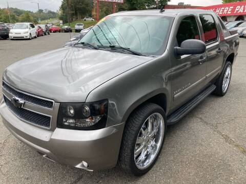 2008 Chevrolet Avalanche for sale at Ace Auto Brokers in Charlotte NC