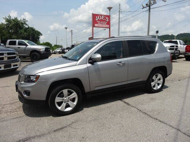 2016 Jeep Compass for sale at Joe's Preowned Autos in Moundsville WV