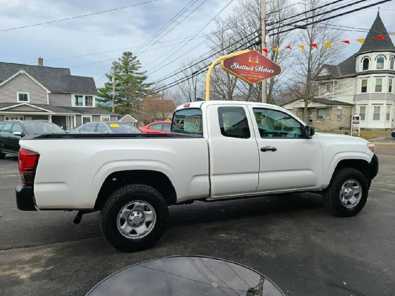 2018 Toyota Tacoma for sale at Shattuck Motors in Newport VT