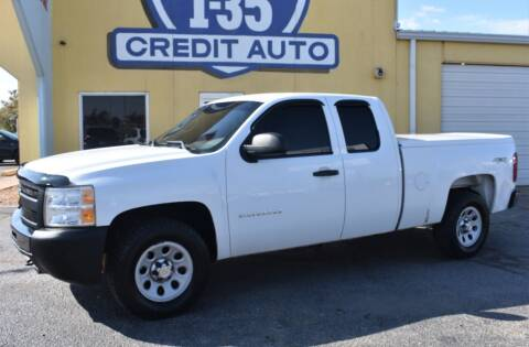 2013 Chevrolet Silverado 1500 for sale at Buy Here Pay Here Lawton.com in Lawton OK