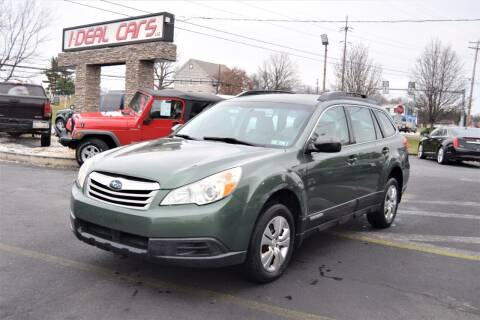 2011 Subaru Outback for sale at I-DEAL CARS in Camp Hill PA