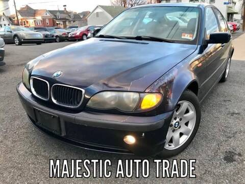 2002 BMW 3 Series for sale at Majestic Auto Trade in Easton PA
