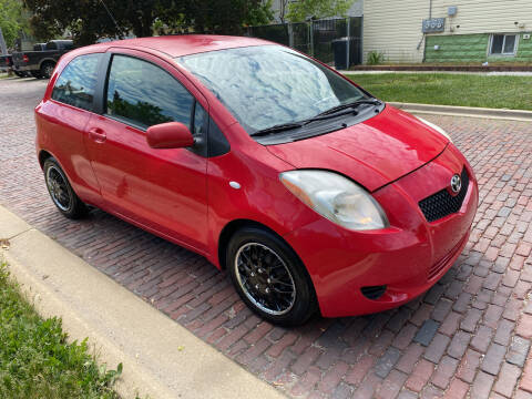 2008 Toyota Yaris for sale at RIVER AUTO SALES CORP in Maywood IL