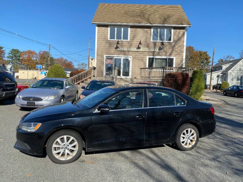 2013 Volkswagen Jetta for sale at Good Works Auto Sales INC in Ashland MA
