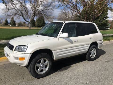 2000 Toyota RAV4 for sale at Kevs Auto Sales in Helena MT