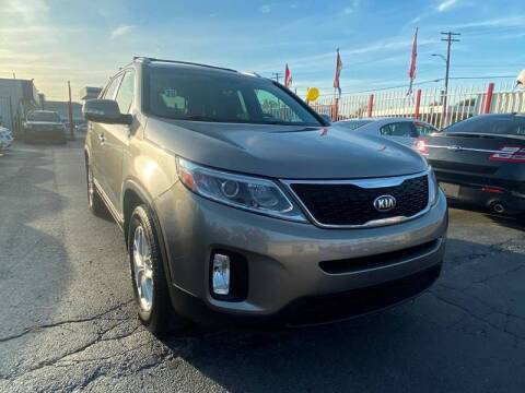 2015 Kia Sorento for sale at NUMBER 1 CAR COMPANY in Detroit MI