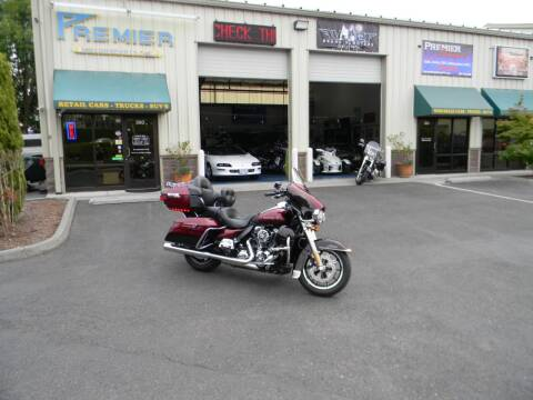 2014 Harley Davidson Ultra Limited for sale at PREMIER MOTORSPORTS in Vancouver WA