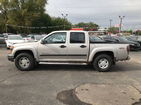 2005 GMC Canyon for sale at Car Zone in Otsego MI