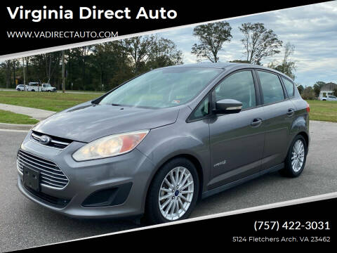 2014 Ford C-MAX Hybrid for sale at Virginia Direct Auto in Virginia Beach VA