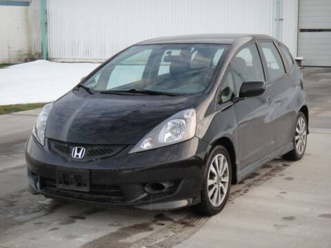 2013 Honda Fit for sale at ELITE CARS OHIO LLC in Solon OH