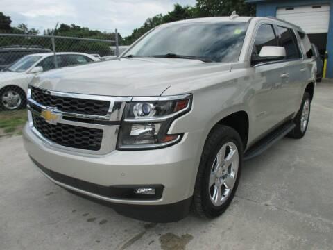 2016 Chevrolet Tahoe for sale at New Gen Motors in Bartow FL