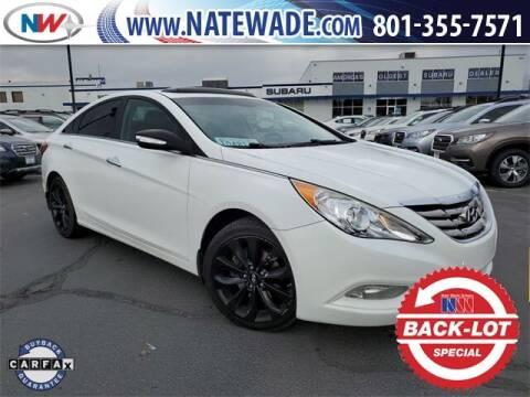 2012 Hyundai Sonata for sale at NATE WADE SUBARU in Salt Lake City UT