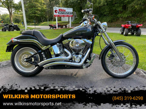 2006 Harley-Davidson Softail Deuce for sale at WILKINS MOTORSPORTS in Brewster NY