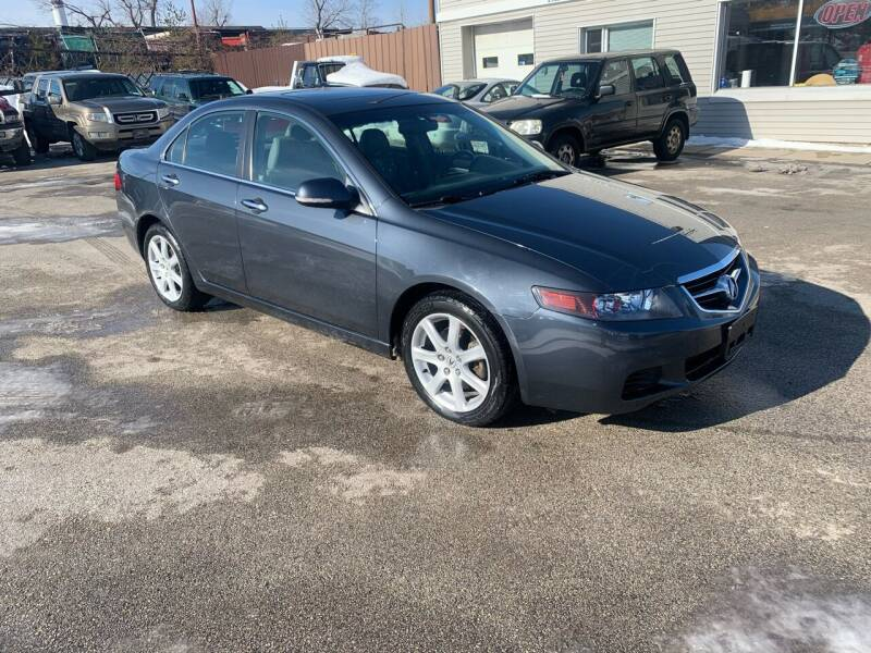 2004 Acura TSX for sale at Fairview Motors in West Allis WI