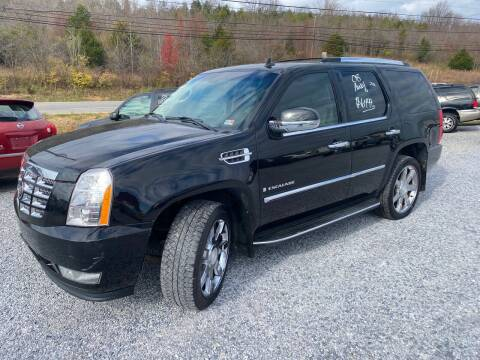 2008 Cadillac Escalade for sale at Bailey's Auto Sales in Cloverdale VA
