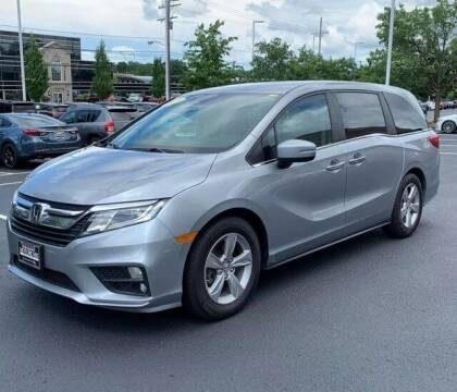 2020 Honda Odyssey for sale at Tim Short Auto Mall in Corbin KY