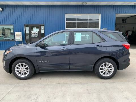 2018 Chevrolet Equinox for sale at Twin City Motors in Grand Forks ND