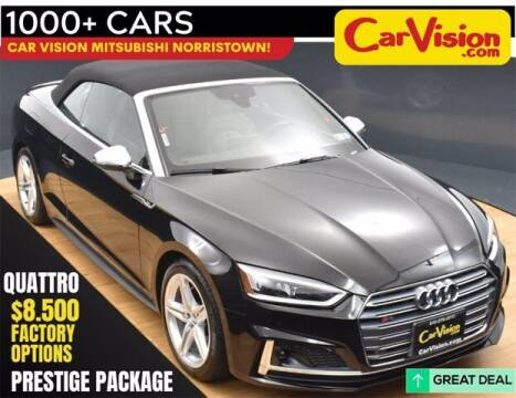 2019 Audi S5 for sale at Car Vision Buying Center in Norristown PA