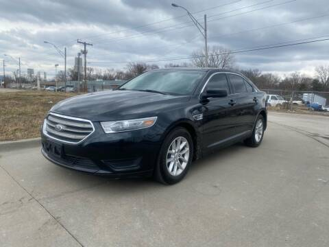 2014 Ford Taurus for sale at Xtreme Auto Mart LLC in Kansas City MO