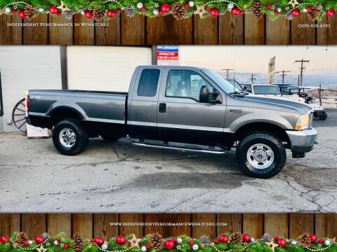 2002 Ford F-250 Super Duty for sale at Independent Performance Sales & Service in Wenatchee WA