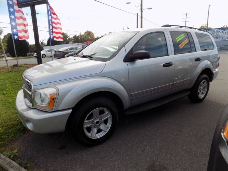 2004 Dodge Durango for sale at Pro-Motion Motor Co in Lincolnton NC