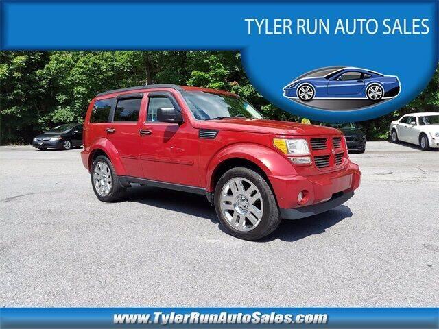 2011 Dodge Nitro for sale at Tyler Run Auto Sales in York PA