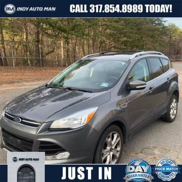 2014 Ford Escape for sale at INDY AUTO MAN in Indianapolis IN