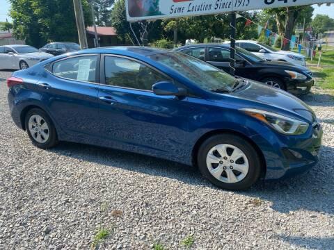 2016 Hyundai Elantra for sale at Hill Country Auto Sales in Maynard AR