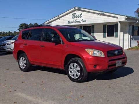2007 Toyota RAV4 for sale at Best Used Cars Inc in Mount Olive NC