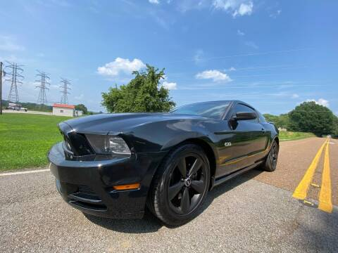 2014 Ford Mustang for sale at Tennessee Valley Wholesale Autos LLC in Huntsville AL