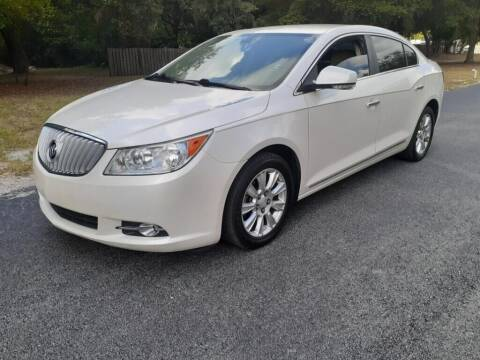 2012 Buick LaCrosse for sale at Royal Auto Mart in Tampa FL