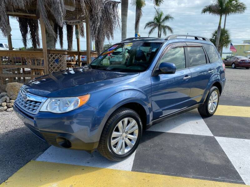 2011 Subaru Forester for sale at D&S Auto Sales, Inc in Melbourne FL