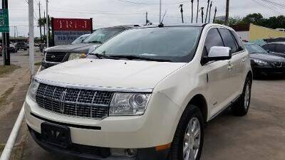 2008 Lincoln MKX for sale at North Loop West Auto Sales in Houston TX