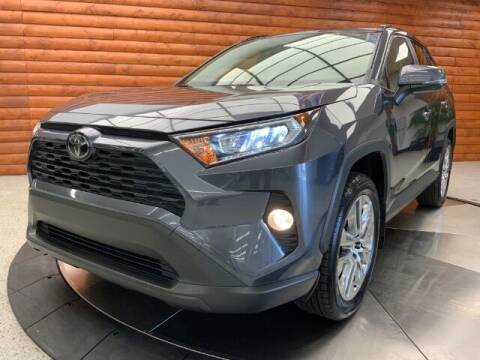 2019 Toyota RAV4 for sale at Dixie Motors in Fairfield OH